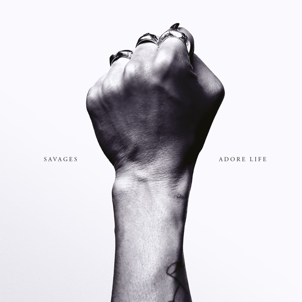 """Adore Life"" is Savages second album, which was released last Friday."