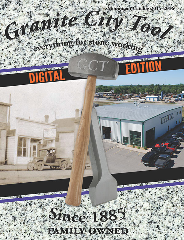Granite City Tool Monument Catalog 2015