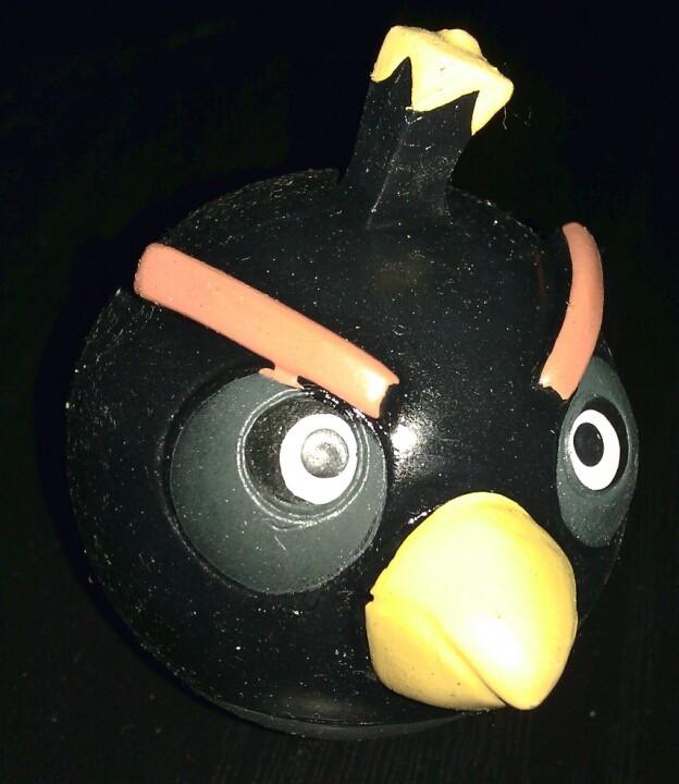 Boooooooom Bird. (Photo by graphicwheeler)