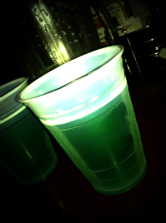 Green Beer. (Photo by graphicwheeler)