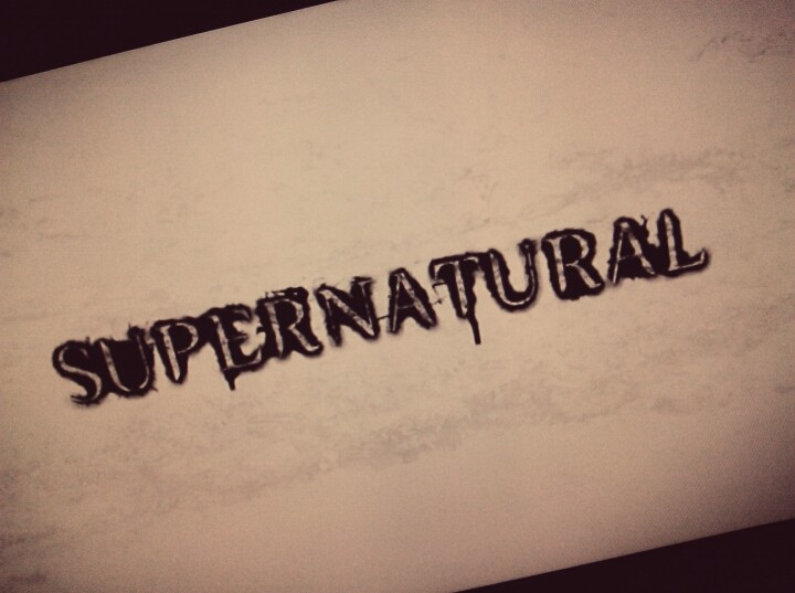 Supernatural. ( Photo  by  graphicwheeler )
