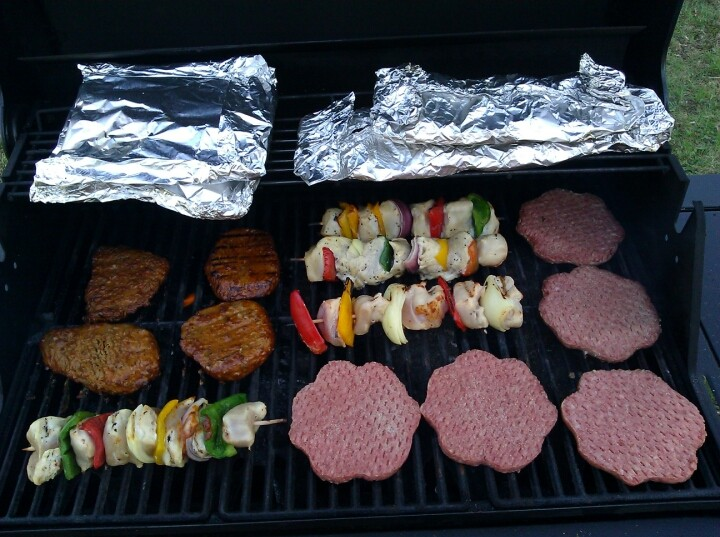 Grilling. ( Photo  by  graphicwheeler )