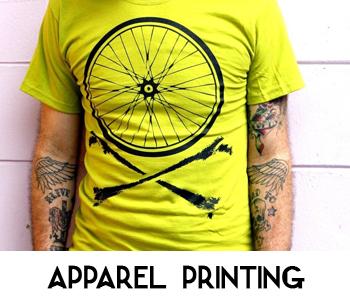 Apparel Printing