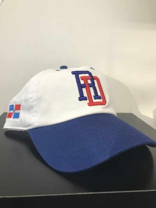 Dominican Baseball Classic Dad Cap — Maximum Graphics ccec46a0592