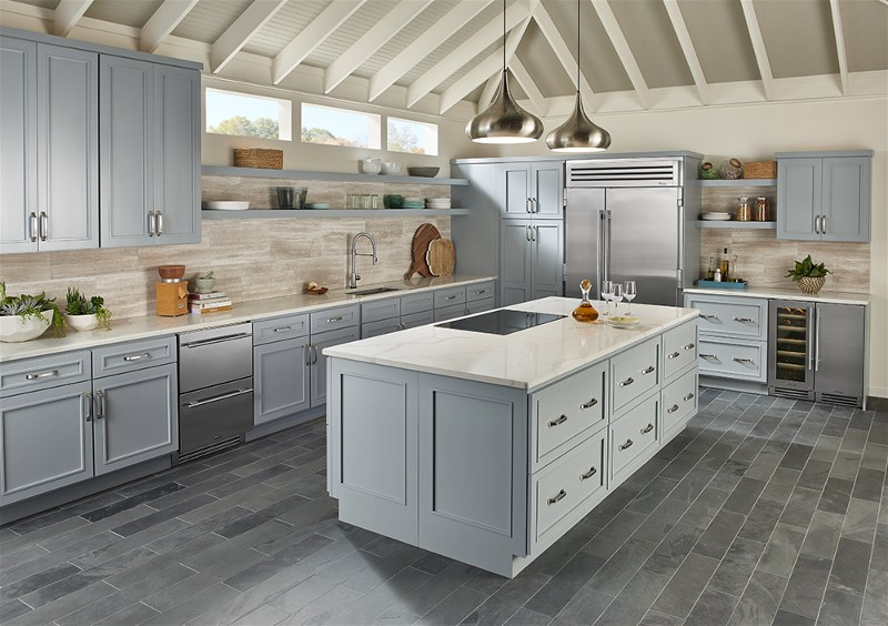 QUARTZ - WITH LOW MAINTENANCE, HIGH DURABILITY AND ENDLESS COLOR CHOICES QUARTZ IS HERE TO STAY.IF YOUR TRYING TO DO SOMETHING DIFFERENT QUARTZ OFFERS ENDLESS COLOR CHOICES & A GREAT ALTERNATIVE FOR GRANITE.CONTACT US TODAY FOR YOUR FREE IN HOME ESTIMATE.