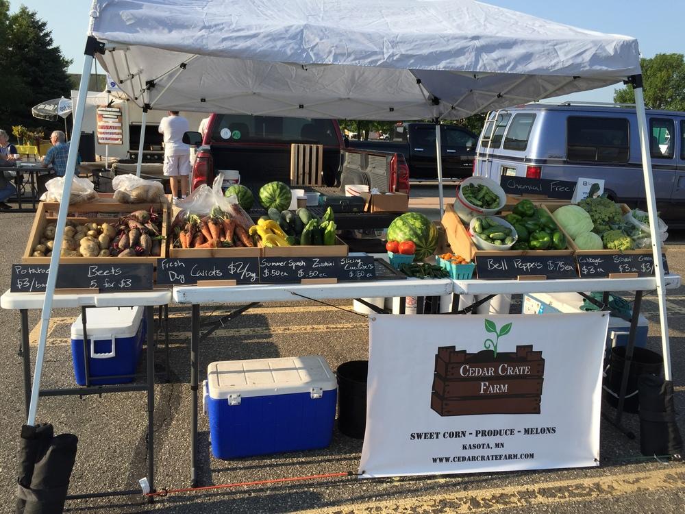 Farmers Market!