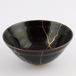 Teabowl,  Yamamoto Gempo (1866-1961) photo courtesy of Backmann Eckenstein Newsletter