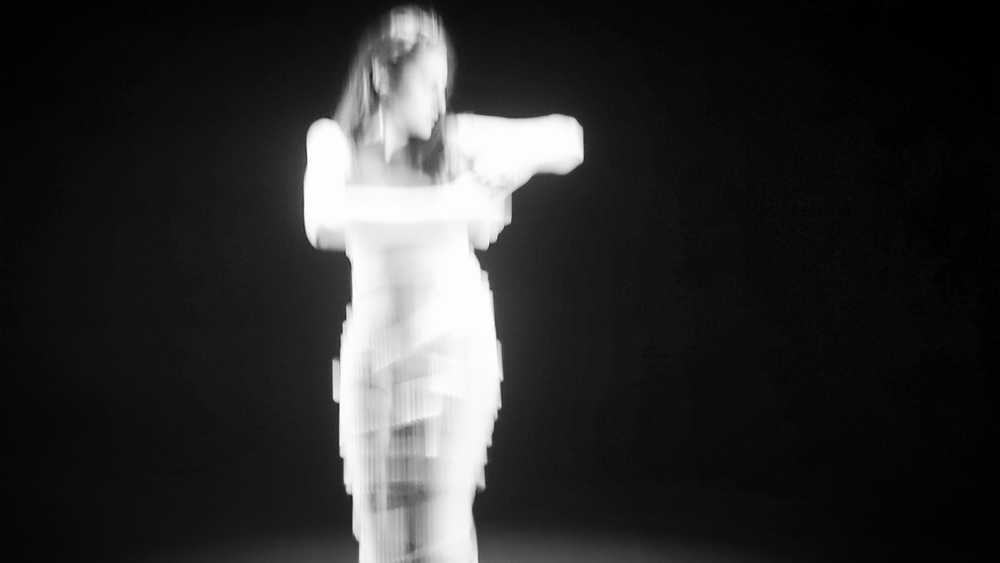 SIRENS is a video dance shot at UC3M Auditorium in Madrid.