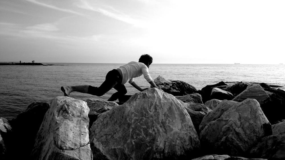 ULYSSES, videoart shot in Livorno, Tuscany, Italy.