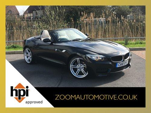 2010 BMW Z4 2.3i M SPORT ROADSTER S DRIVE MANUAL PETROL — Zoom ...