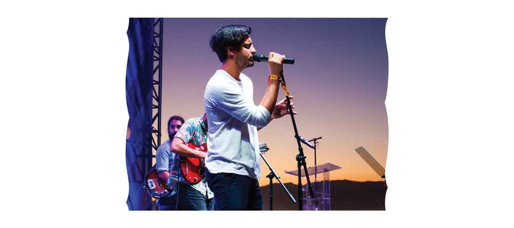 Young The Giant Night By The Ocean 2015