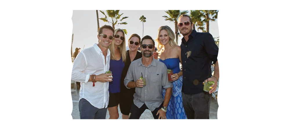 Cory Staley Jason Lewis and Friends Night By The Ocean 2015
