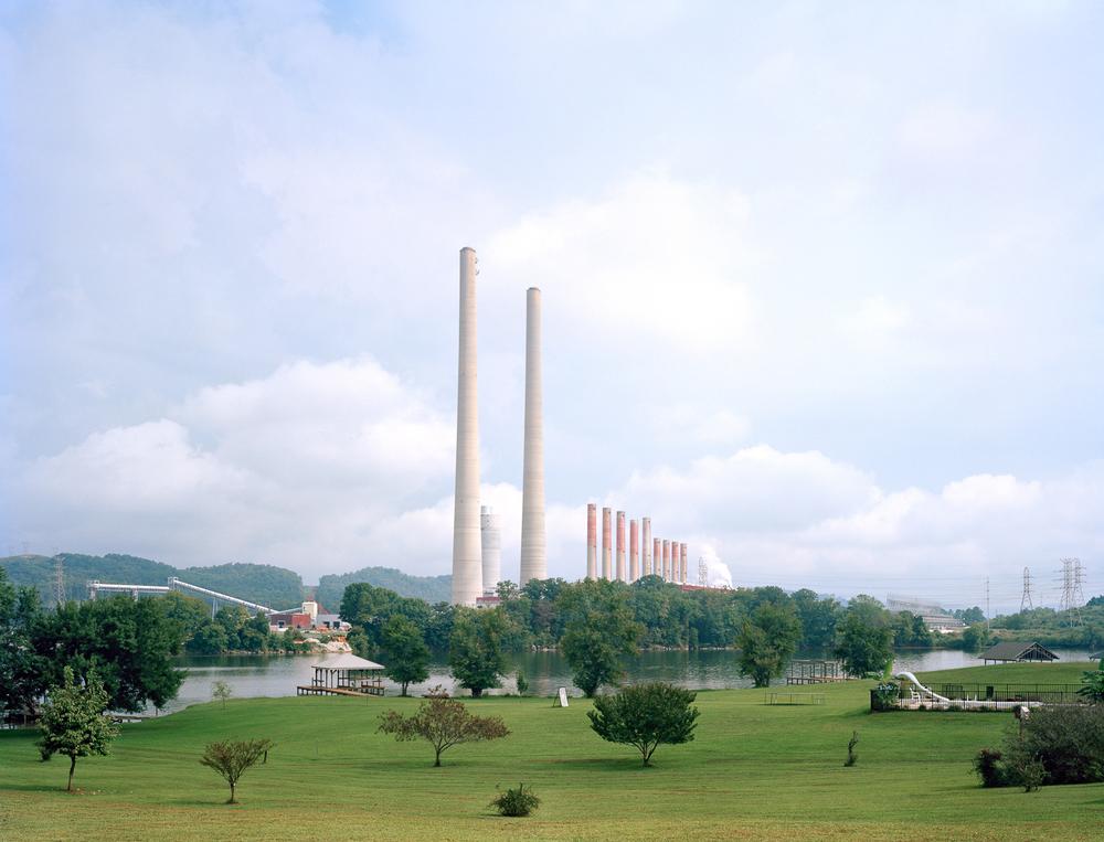 TVA Kingston Fossil Plant, Tennessee