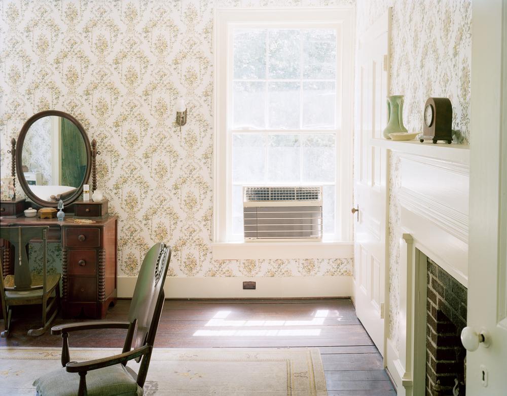 Estelle Faulkner's Air Conditioner, Rowan Oak, Oxford, Mississippi