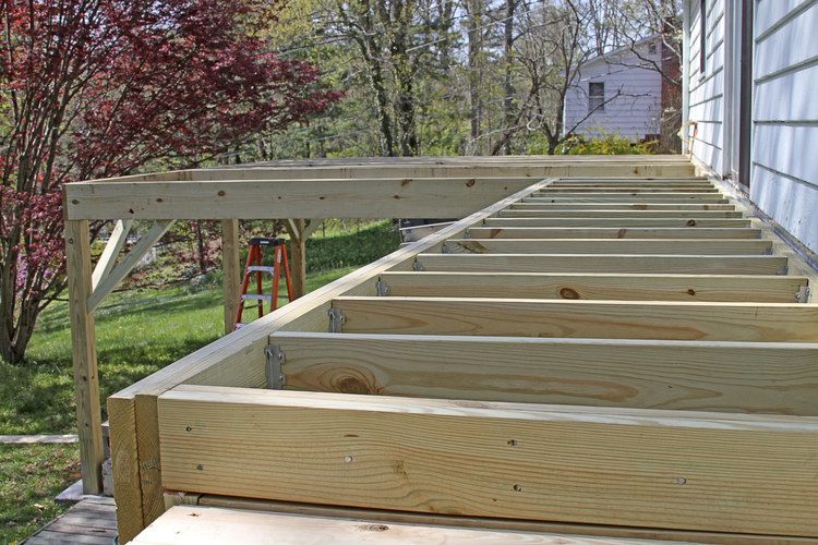 Decks, Steps, Ramps & Fencing — Economy Builders