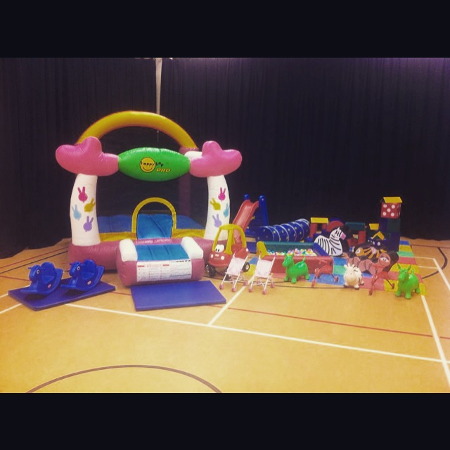 Emma's softplay for events and wedding in Cornwall