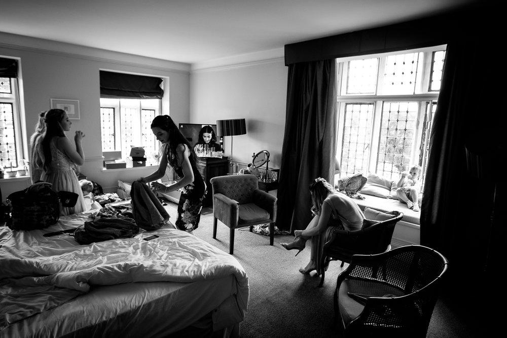 bridal room Alverton