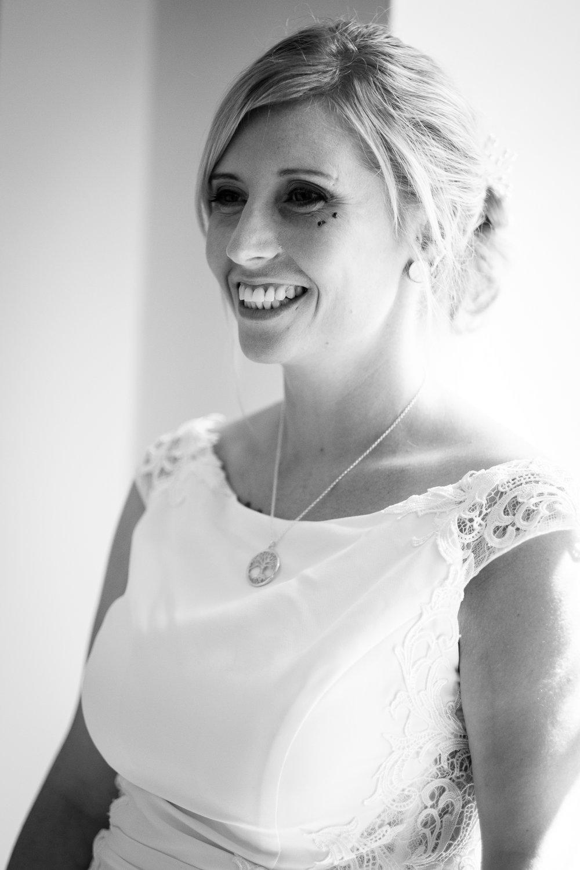 Smiley Bride Alverton Truro