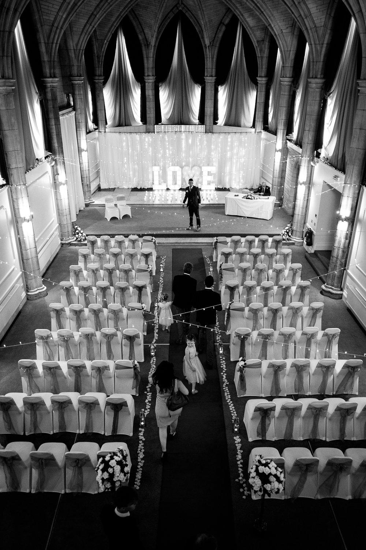 The big hall Alverton Truro