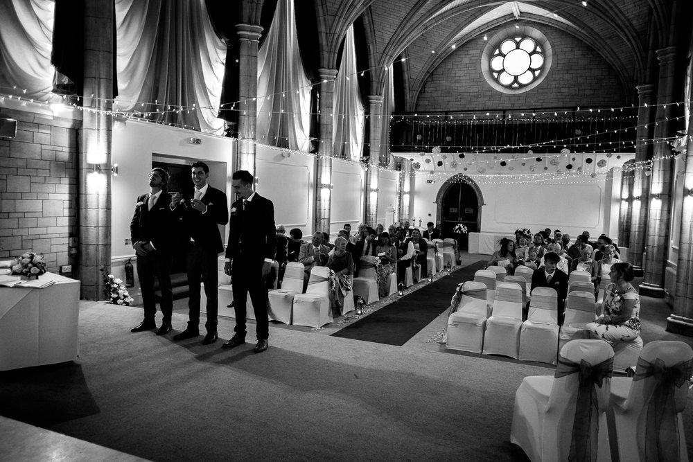 The groomsmen Alverton