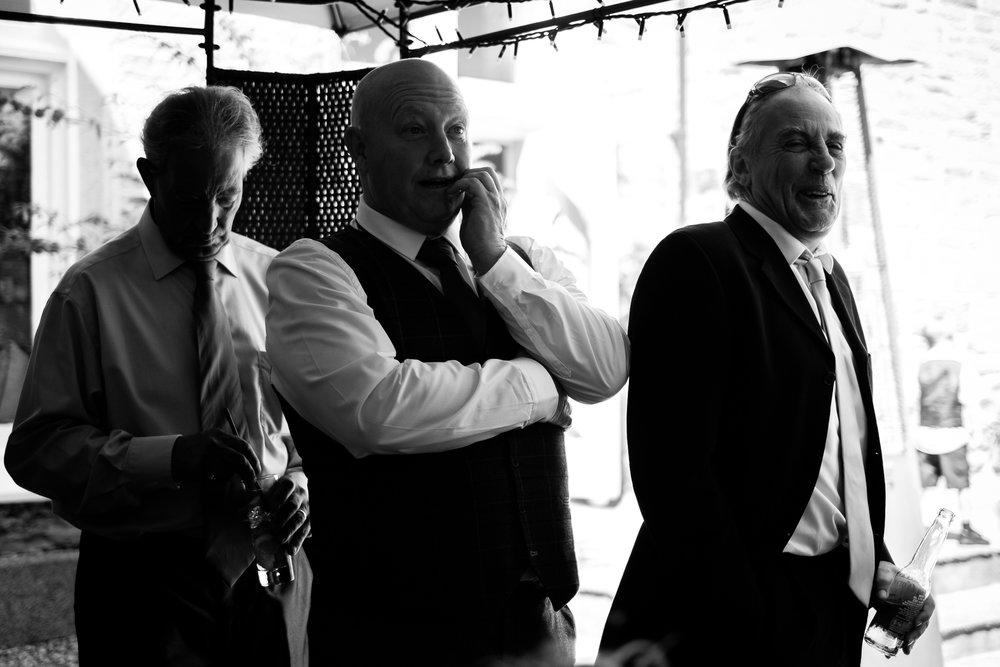 trio of men alverton manor