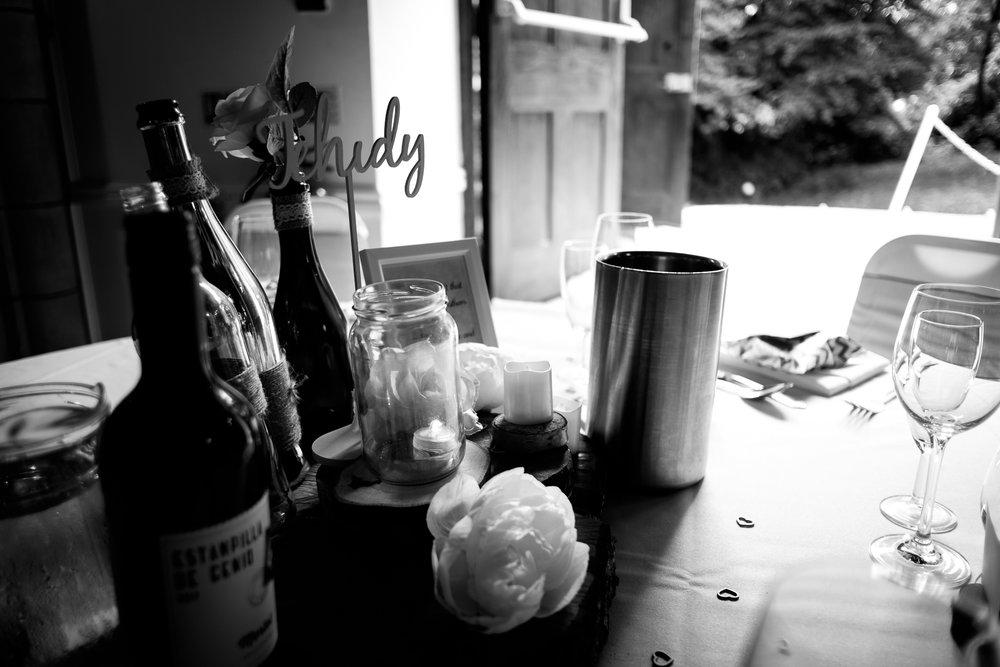 wedding details alverton food