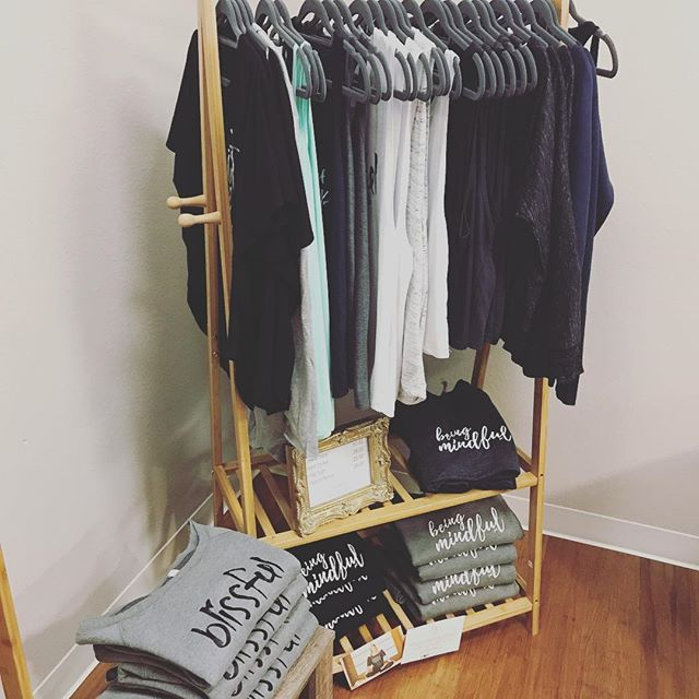 SMALL BUSINESS SATURDAY ||| we are all stocked up at @eka_yoga_seattle with some new apparel for small business saturday. Come by and say hi ! . . . . . . #smallbusiness #smallbusinesssaturday #yoga #yogi #seattleyogi #seattle #yogastudio #apparel #ethical #yogapose #yogaclothes #barre #fitness #loungewear