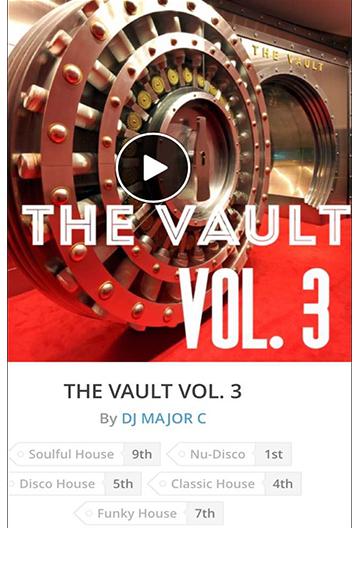 DJ MAJOR C THE VAULT VOL. 3