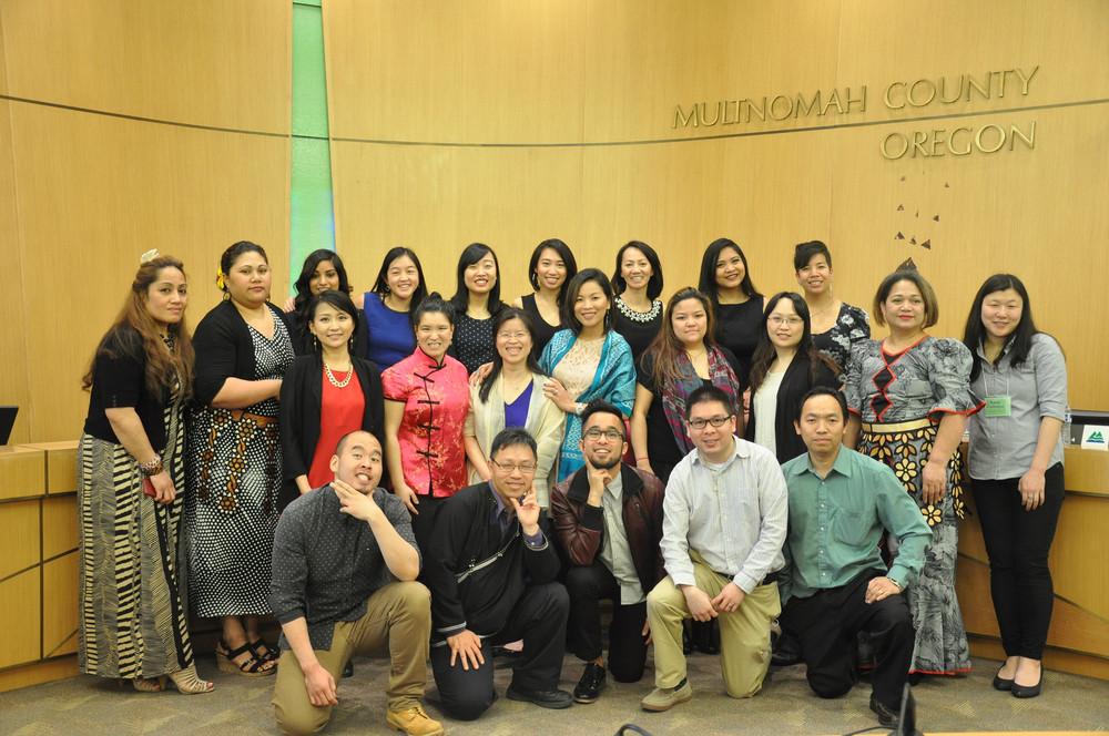 2015 API CLI Graduating Cohort
