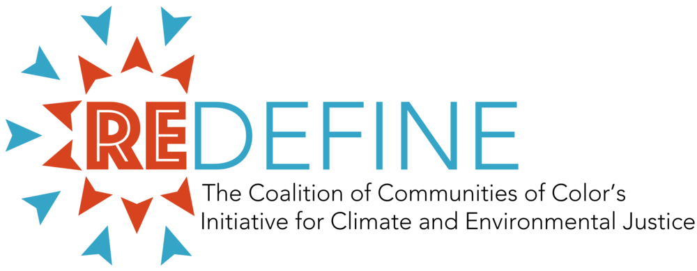 Redefine Logo with tagline