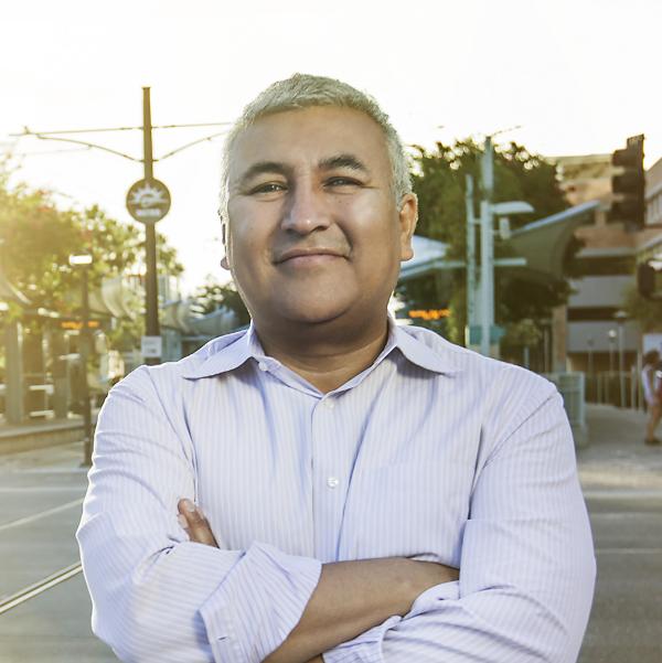 Ernesto Fonseca - Executive Director, Hacienda CDC