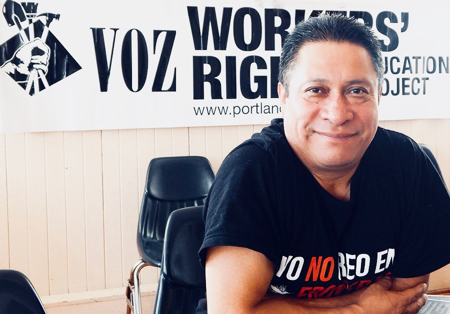 Romeo Sosa - Executive Director, VOZ Portland