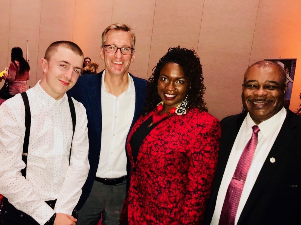 Urban League of Portland's Equal Opportunity Awards Day Dinner - Tuesday, Sept 26, 2017Event Pics from Urban League of Portland's Twitter - @ULPDX