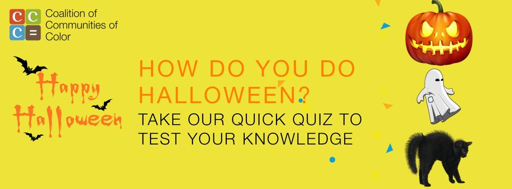 Click on the image to take our Halloween quiz!