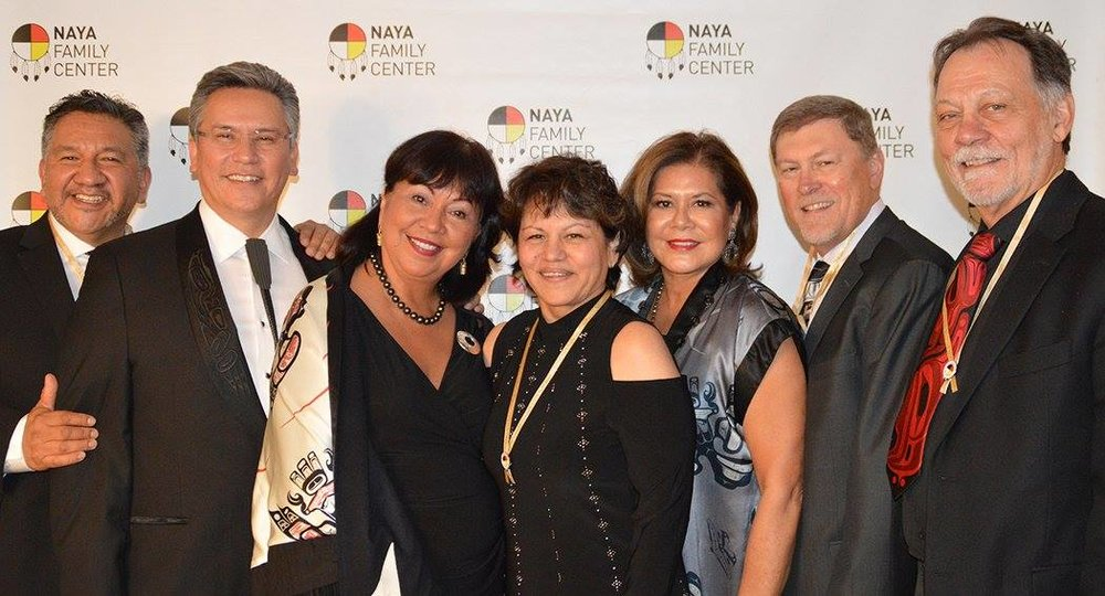 Congratulations to NAYA Family Center on the success of the 14th Annual NAYA Gala & Auction!