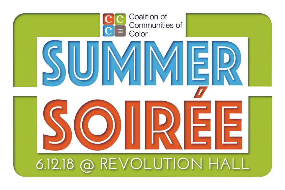 SAVE THE DATE: 2018 CCC SUMMER SOIRÉE