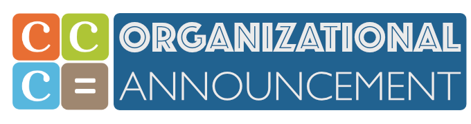 CCC Organizational Announcment.png