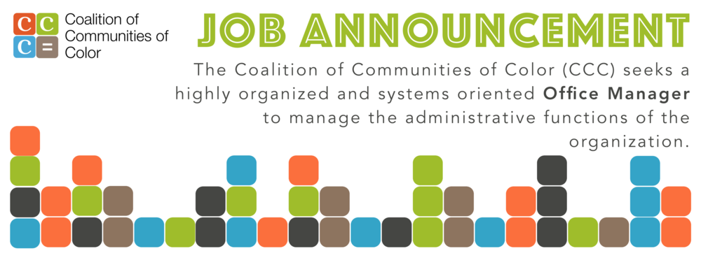 2018 CCC Job Announcement - Office Manager.png