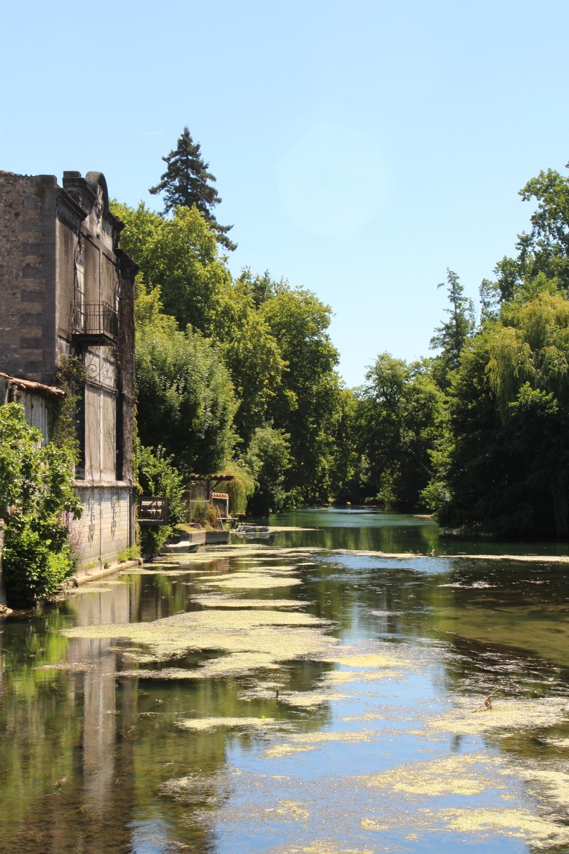 Jarnac, de geboortestad van François Mitterand