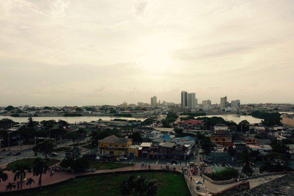Het plan is dat we zo'n 4 jaar in Cartagena blijven. Plannen voor daarna hebben we nog niet. Misschien terug naar Antwerpen? Misschien een nieuw land? Of wie weet blijven we wel gewoon!
