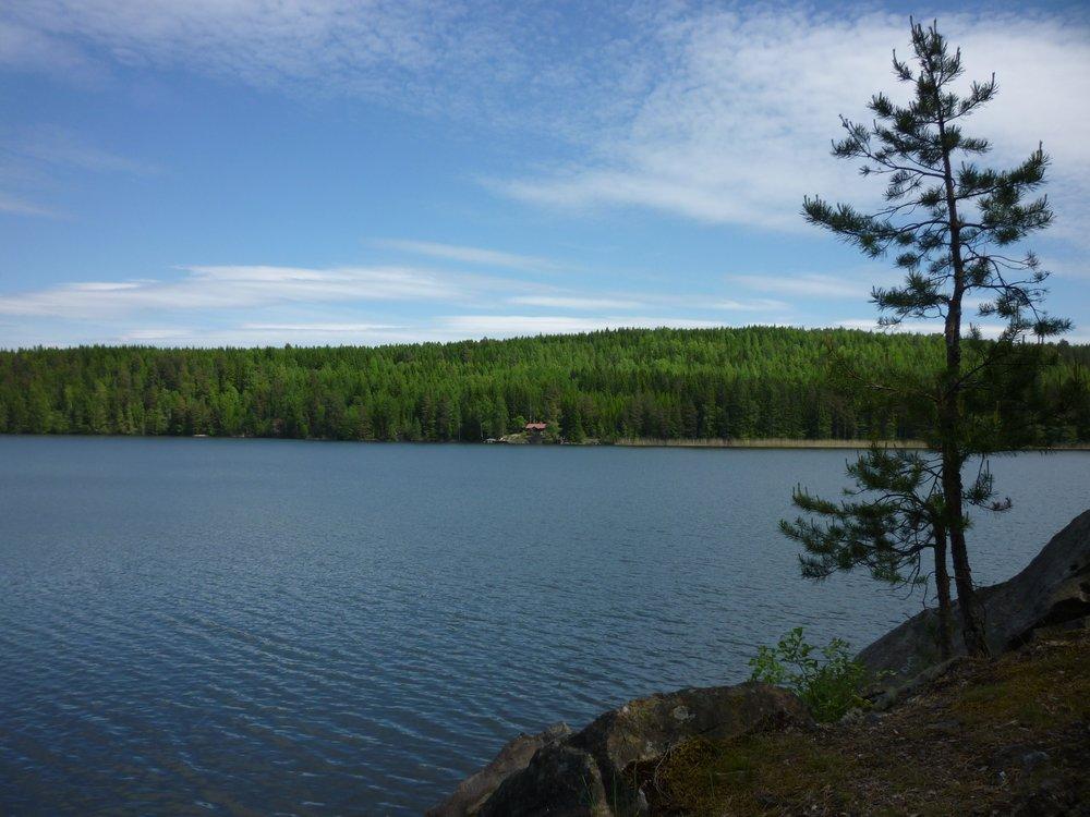 Värmland is ideaal voor een groene vakantie -