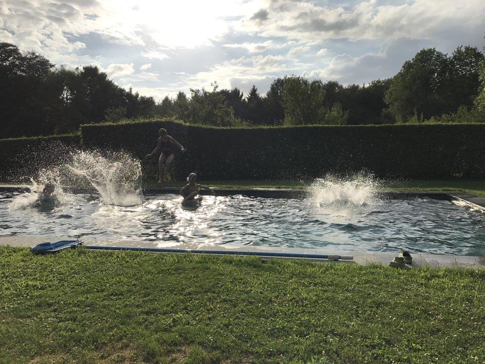 vakantiehuis ardennen zwembad