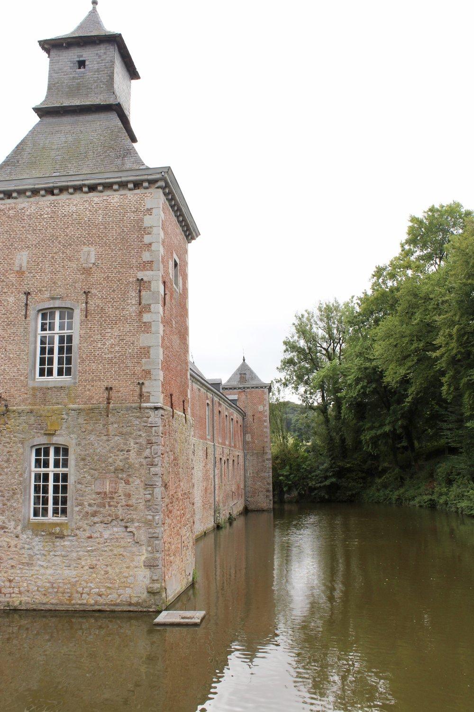 chateau haltinne
