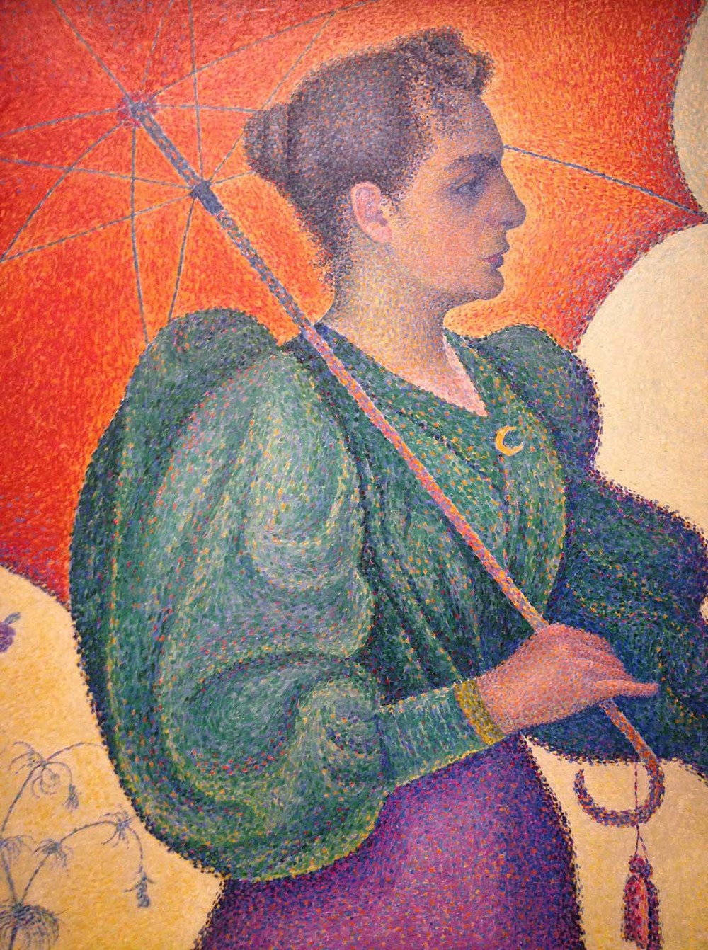 Signac- Woman with Parasol