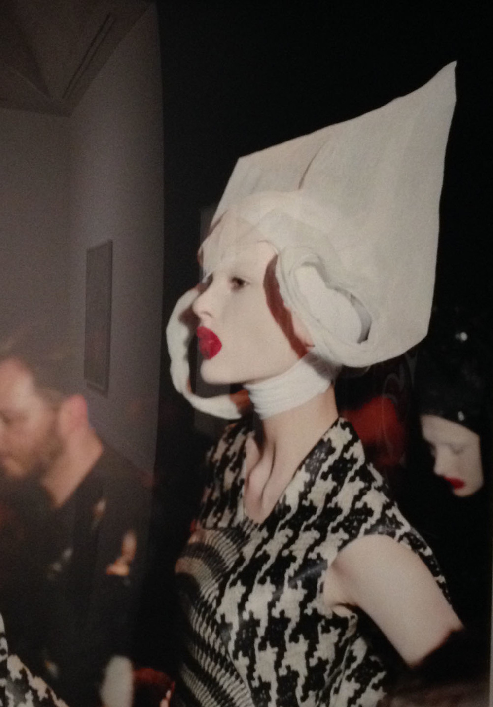 Alexander McQueen in Paris