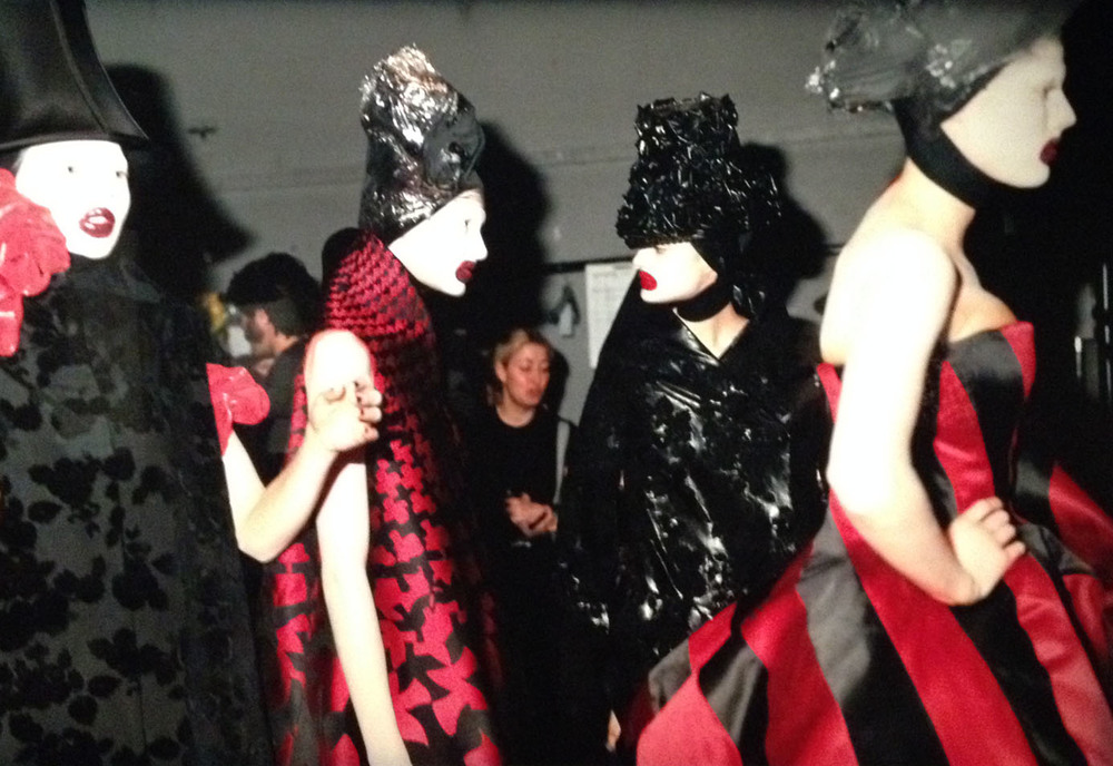 Alexander MCQueen Model group