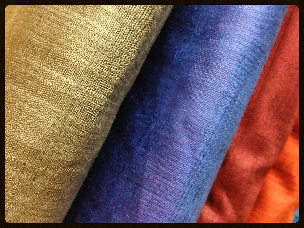 Indian woven fabrics