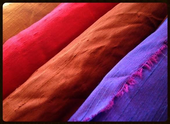 Silk Dupioni fabrics
