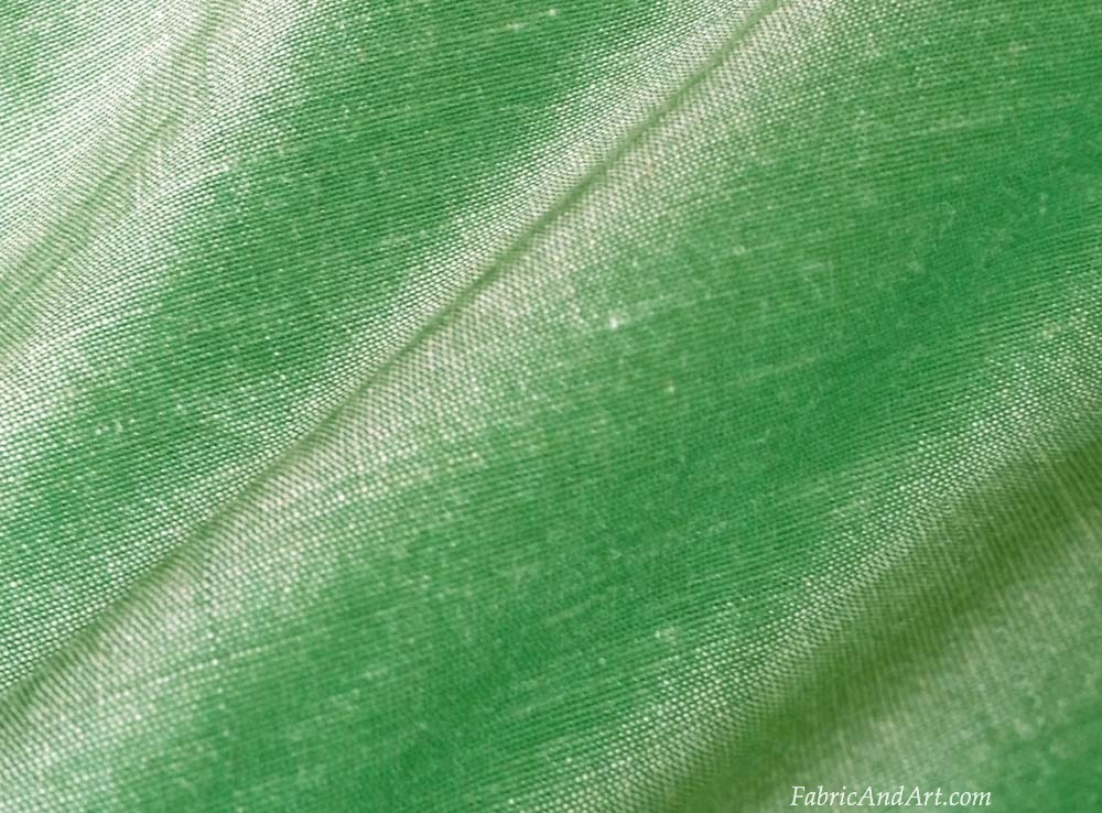 Silk fabrics from India