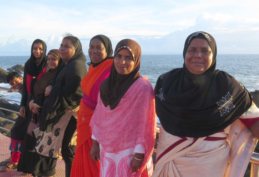Muslim women of Kerala